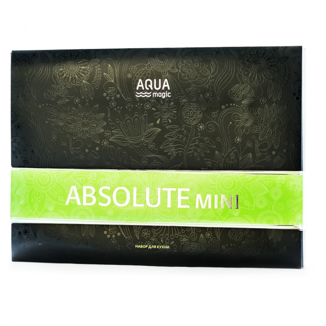 Набор AQUAmagic Absolute Mini для ухода за кухней