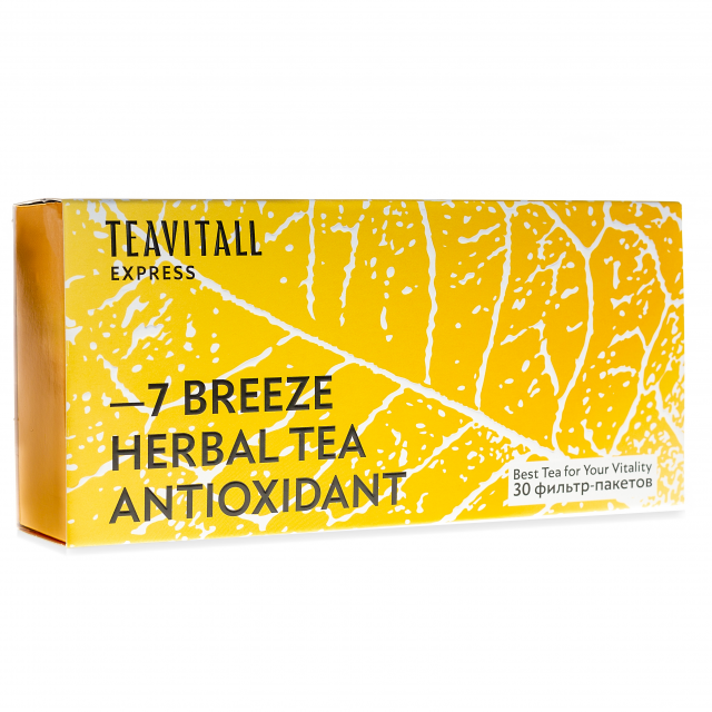 TeaVitall Express Breeze 7, 30 фильтр-пакетов
