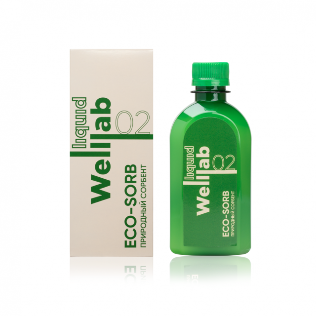 Welllab liquid ECO-SORB, 300 мл