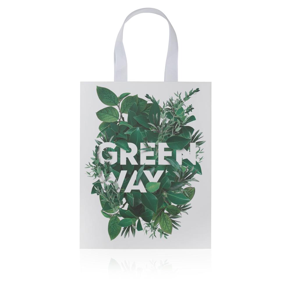 Пакет подарочный «Greenway» большой