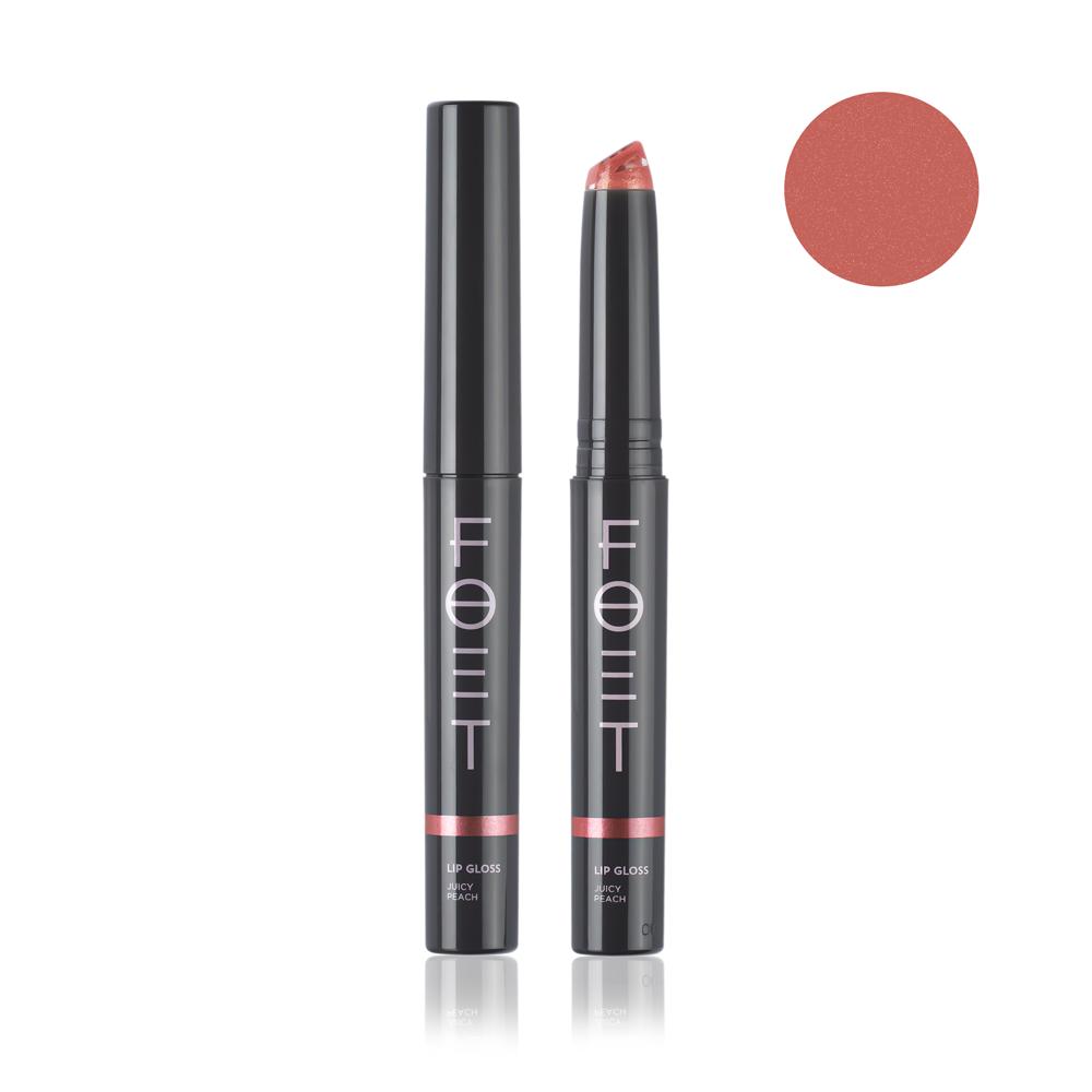 Foet Блеск для губ/ Lip Gloss Сочный персик